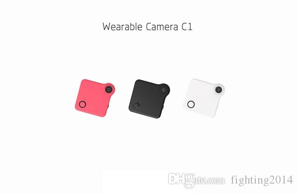 WIFI Mini IP camera HD 720P Clip Body camera wearable Sports DV cookycam Home security Nanny Cam Baby monitor Mini DV motion detection