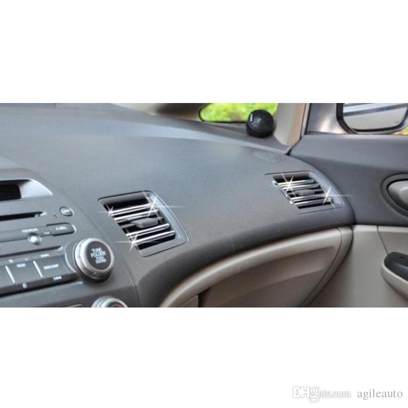 6M Chrom-Formteil-Zierstreifen-Autotür-Rand-Kratzer-Schutz-Schutz-Abdeckungs-Streifen-Rolle passt das meiste Universalauto alle Modelle CDE_00L
