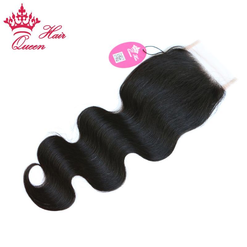 バンドル4本/ロットブラジルのバージンの人間の髪の伸びのボディウェーブ10から28のクイーンヘアレースの閉鎖