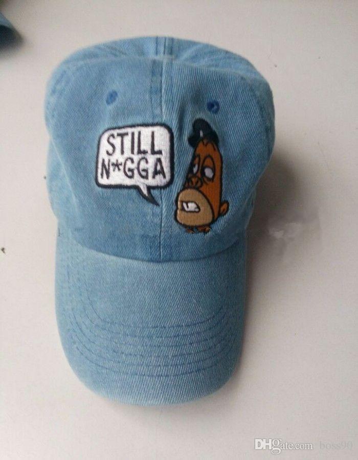 e8c9ec63440 Dark Gray Still Dad Cap Hat Strapback BLACK DENIM Snapback Baseball Cap The  World Is Yours Cap Bone Gorras Swag Hip Hop Hat Caps Hats Fitted Cap From  Boss90 ...
