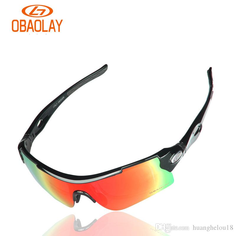 6087001c18 OBAOLAY Brand Polarized Photochromic Cycling Glasses Bike Glasses ...