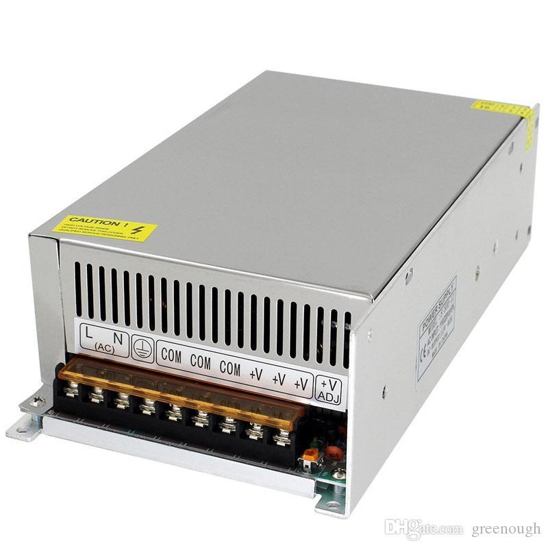 10 قطعة 12 فولت إمدادات الطاقة محول محول محول 2a 3a 5a 8.3a 10a 12.5a 15a 20a 25a 30a 24 واط-360 واط ل قطاع وحدات سلسلة شريط النيون