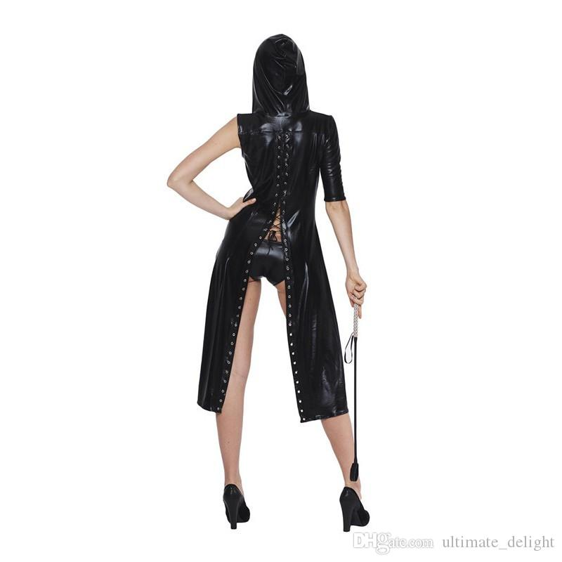 Sweet Dream Sexy Bondage Lingerie with Hap and Underwear Adult Game Party Costumes Body Flirt Bondage Sex Toys For Woman