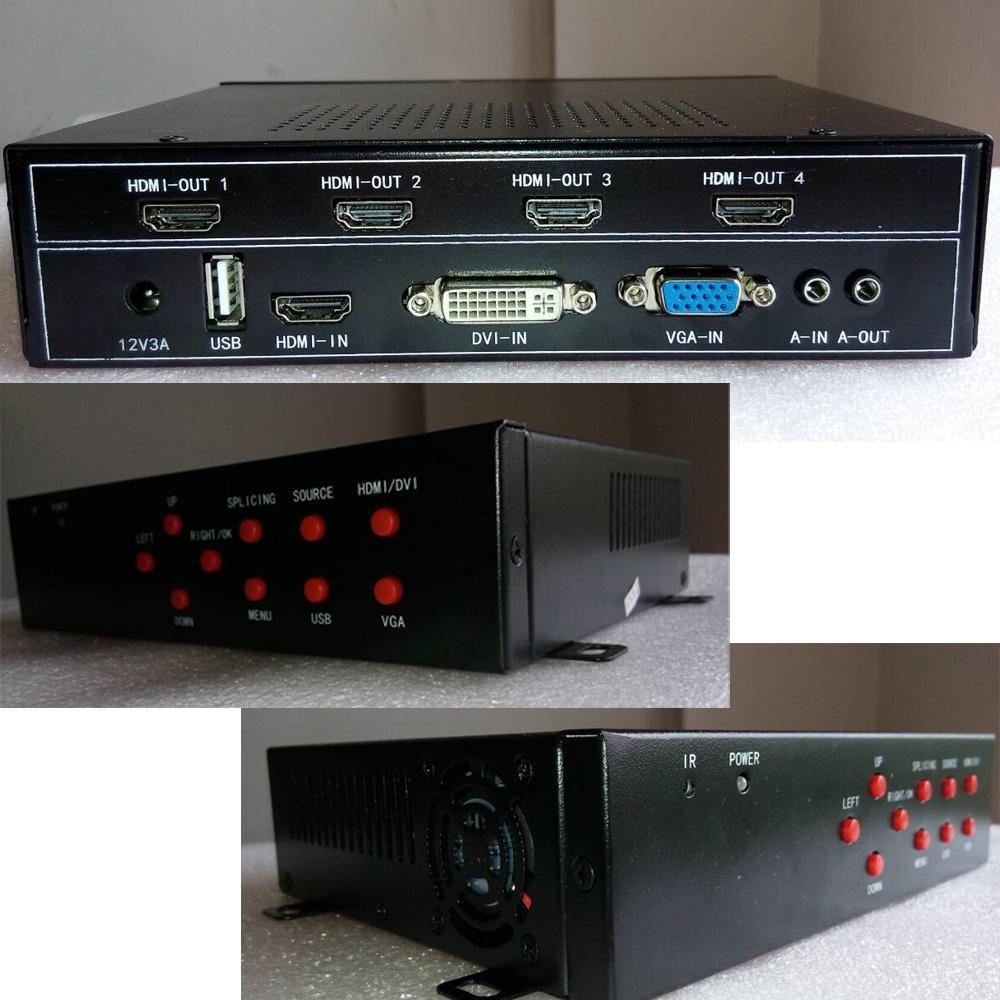 Television dvi input