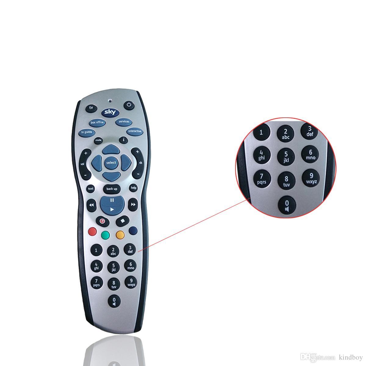 2017 Remote control For Sky HD V9 Remote Controlers Universal Sky HD+Plus Programming Remote Control