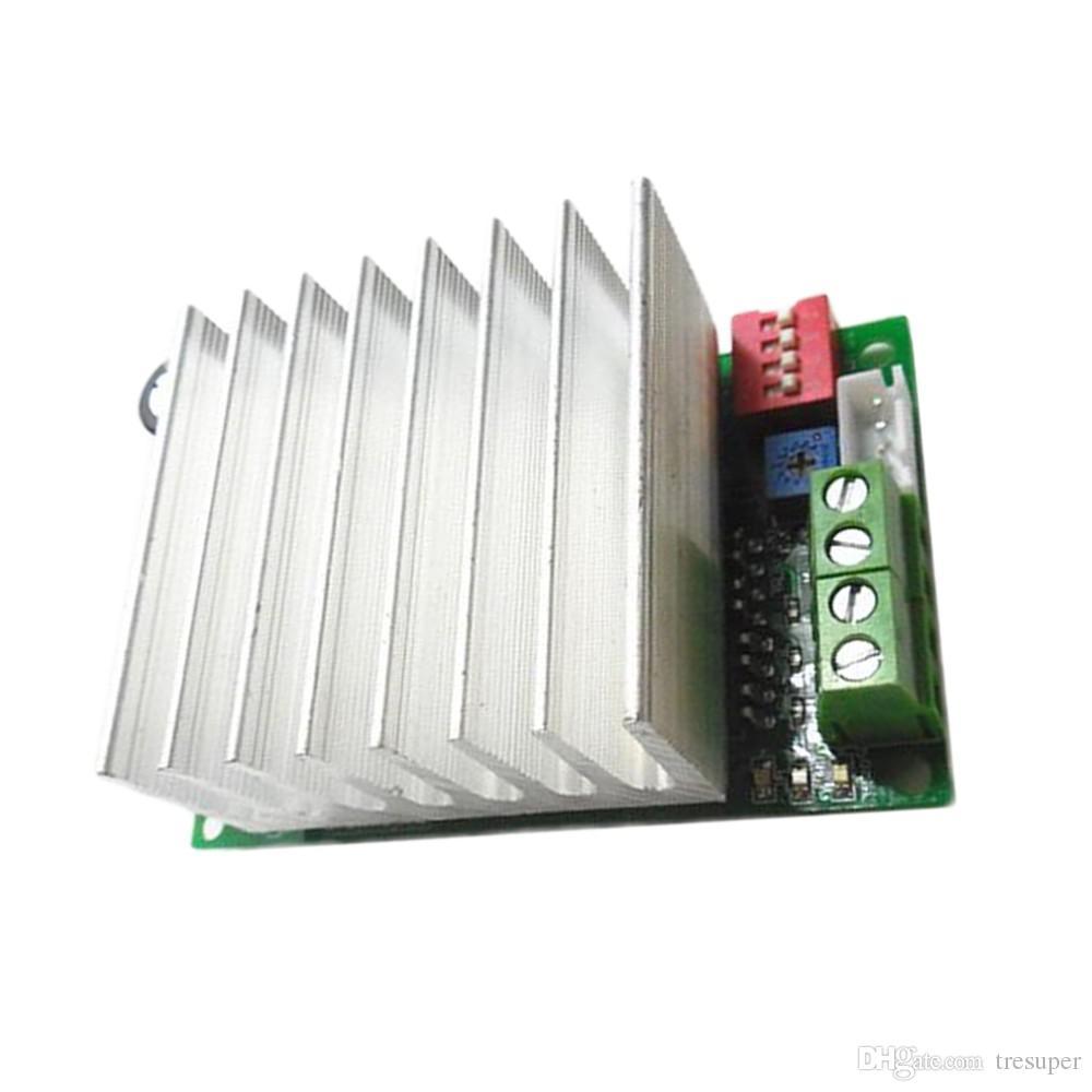 전문 1 축 모터 드라이버 TB6600 DC12-45V 2 단계 하이브리드 스테퍼 모터 드라이버 컨트롤러