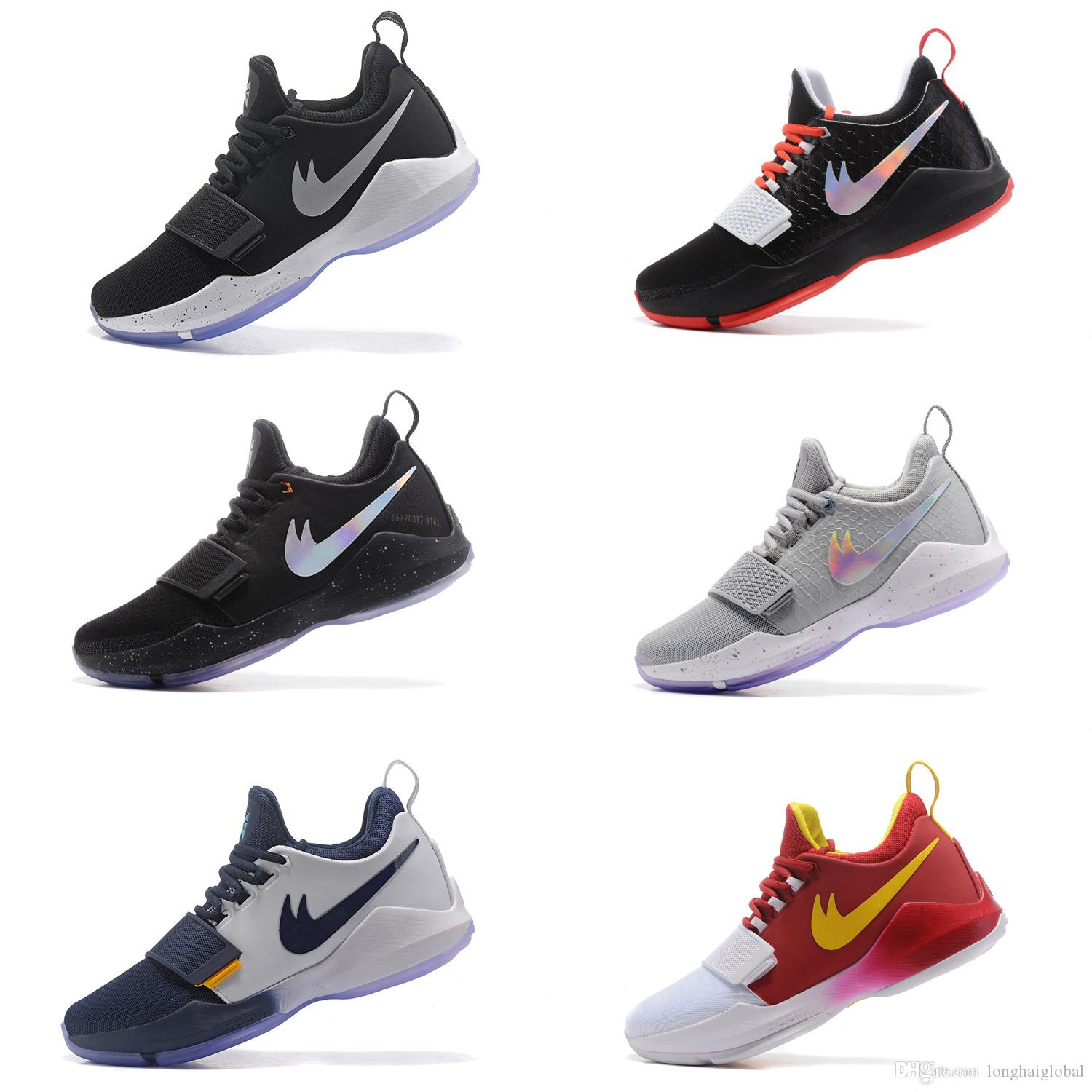 paul george shoes kids for sale