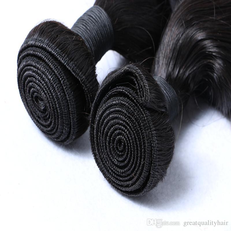 9a البرازيلي الماليزية بيرو الهندي العذراء الشعر حزم 12-30 بوصة فضفاض موجة الشعر البشري نسج البرازيلي فضفاض موجة الشعر اللحمات ملحقات