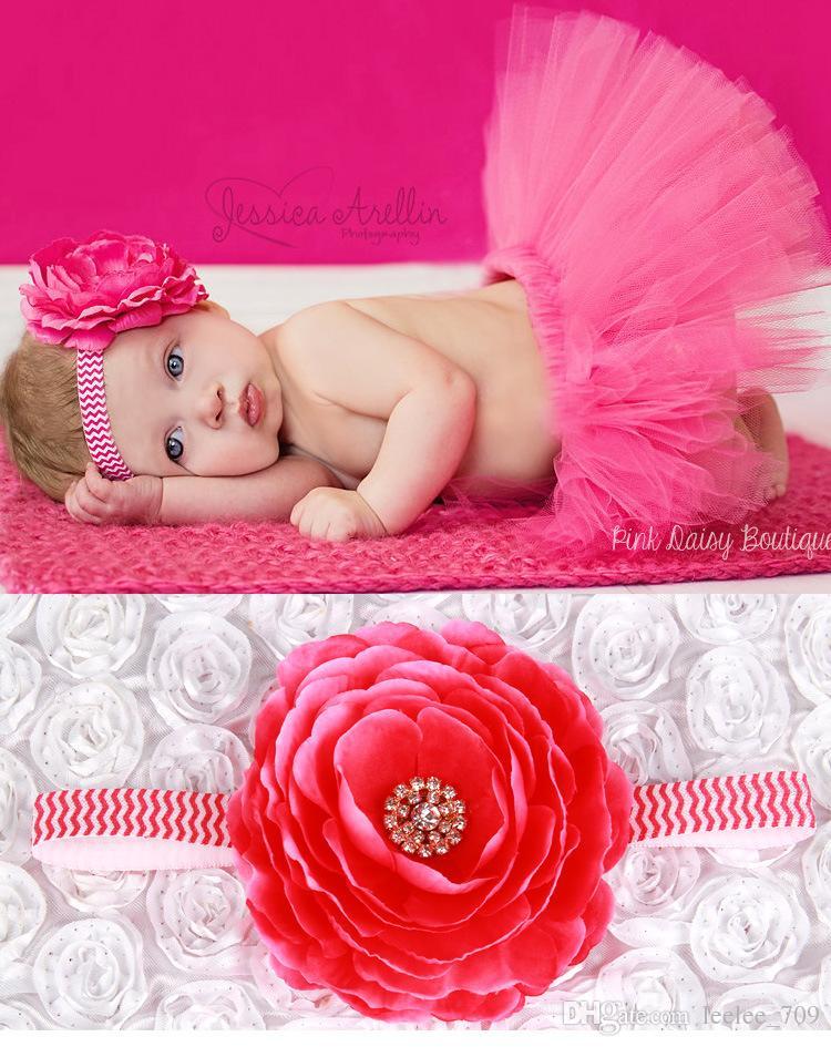 7 Farben Neugeborenes Baby Bowknot Spitze Tutu Kleid Set Blume Stirnband + Tutu Rock Säuglinge Foto Fotografie Requisiten Kostüme Anzüge für 0-3T