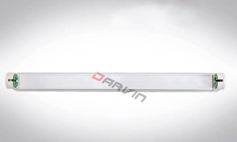 Led Luminaire Led Tube en aluminium t8 support 5 pi 150cm Support en aluminium intégré 110v 220v AC85-265V, / Livraison gratuite