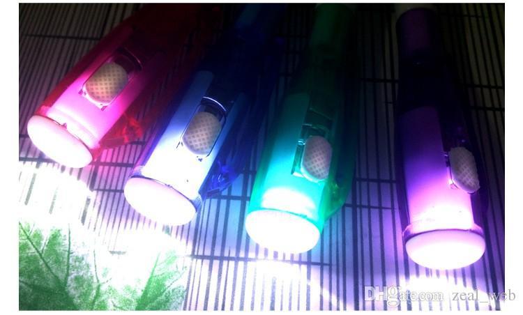 10 pz / lotto penna con luce Led multifuniton penna cancelleria ufficio bambini bambini scuola penna a sfera strumento di scrittura doni