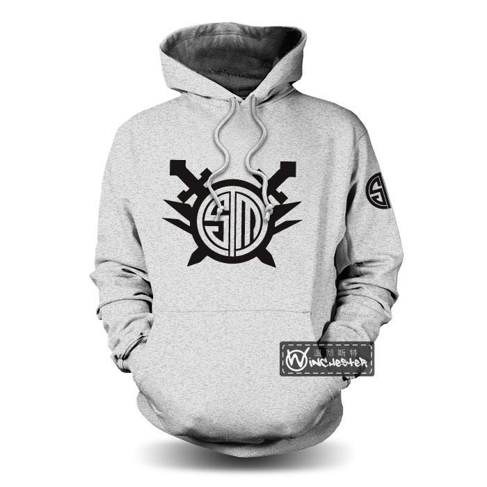 best wholesale tsm game hoodie fleece jacket men sweatshirt printed
