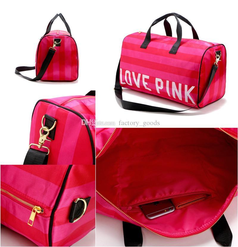 Love Pink Handbags Women Secret Vs Shoulder Bag 2017 Fashion ...