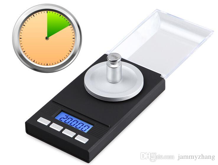 20G 50G / 0.001G LCD 디지털 전자 스케일 실험실 균형 높은 정밀도 측정 무게 도구 의료 규모 보석 비늘