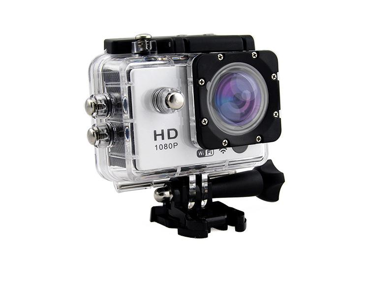 Go Pro Hero 3 Style Mini Action Camera Sj4000 Wifi Full Hd 1080p ...