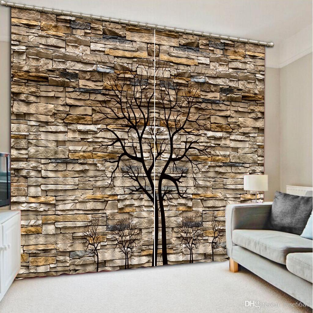 Les Rideaux Modernes acheter décor de maison rideau de salon rideaux d'art naturel salon