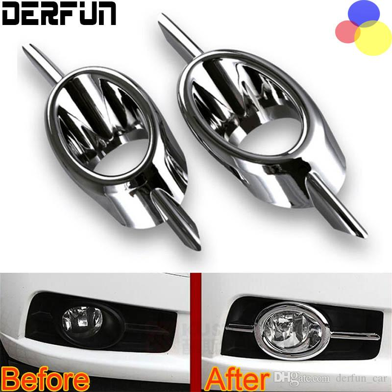 For Chevrolet Chevy Cruze 2009 2013 Abs Chrome Front Fog