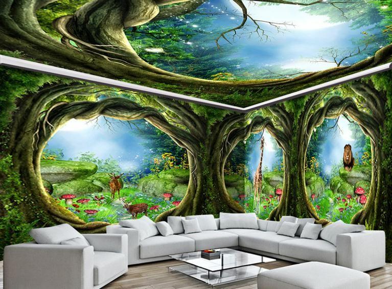 3d Wall Murals Wallpaper Custom Picture Mural Wallpaper Dream