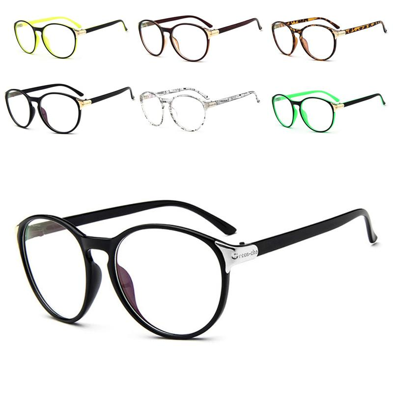 46cc074ab6 Wholesale- Unisex Stylish Glasses Cute Style Vintage Women Clear ...