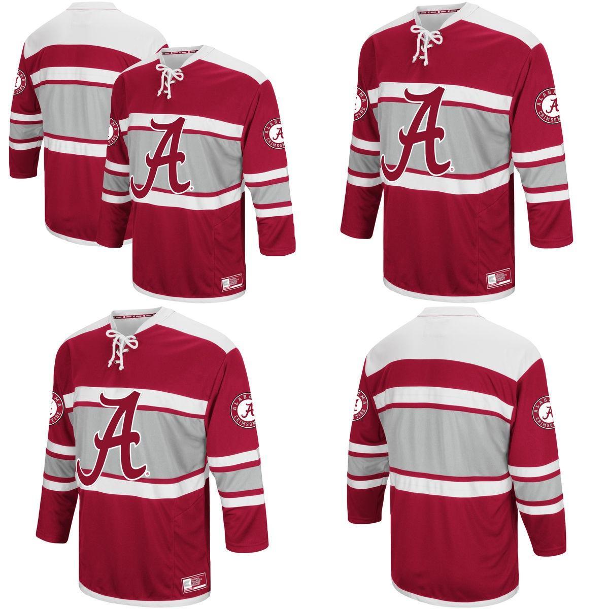 New Customize NCAA Alabama Crimson Tide College Jersey Mens Womens ... 709d3bd6c