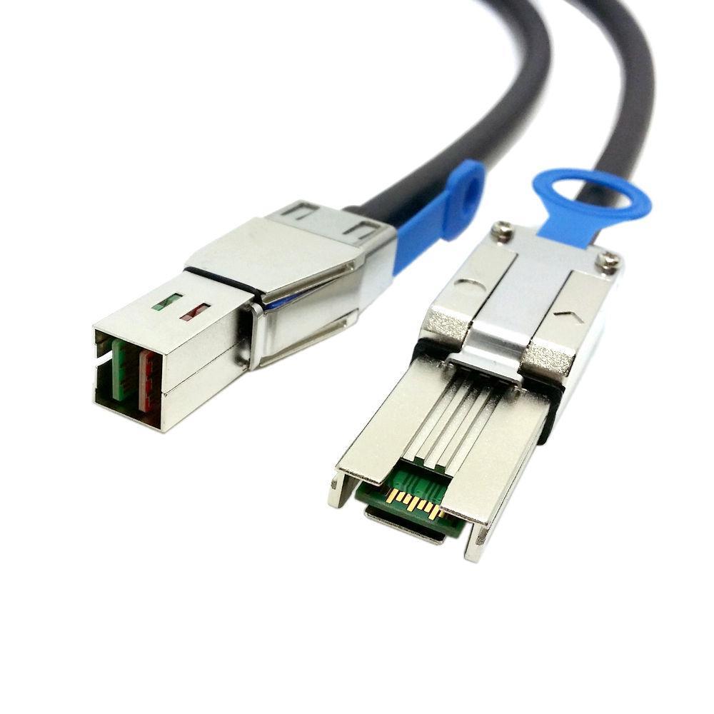 External Mini Sas 4x Sff 8088 To Mini Sas Hd Sff 8644 Data