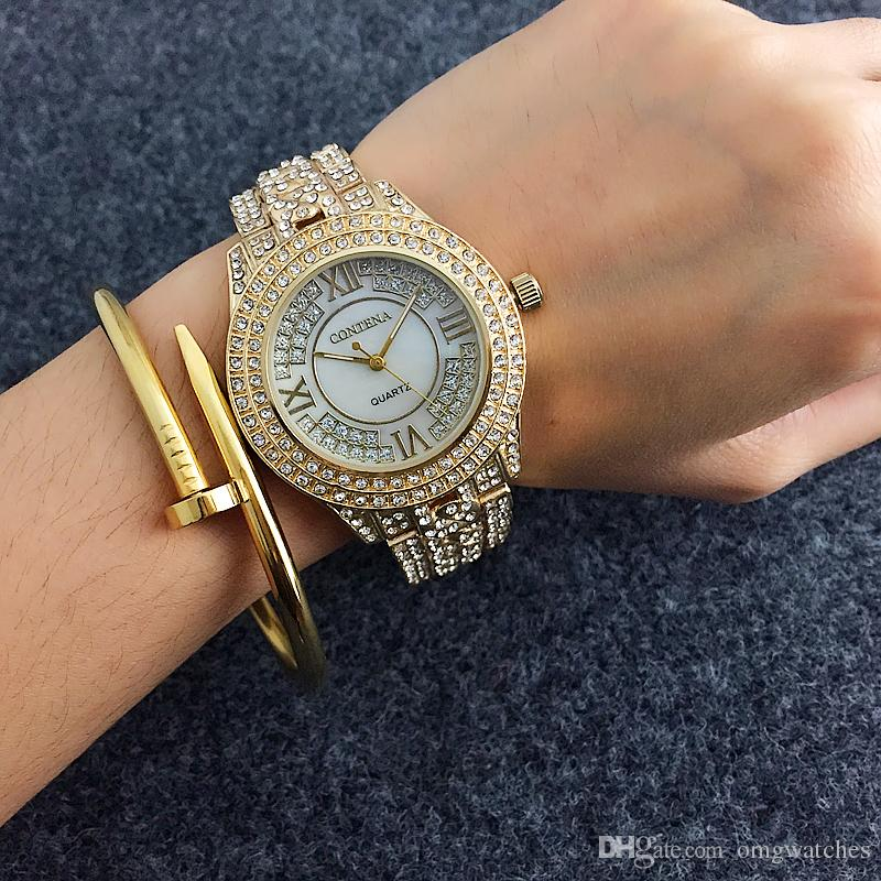 Ženski satovi  - Page 2 2017-fashion-luxury-celebrity-crystal-circle