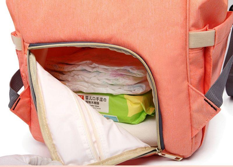 Múmia Maternidade Saco De Fraldas Grande Capacidade Do Bebê Saco de Viagem Mochila Desiger Saco De Enfermagem para o Cuidado Do Bebê Sacos de Fraldas
