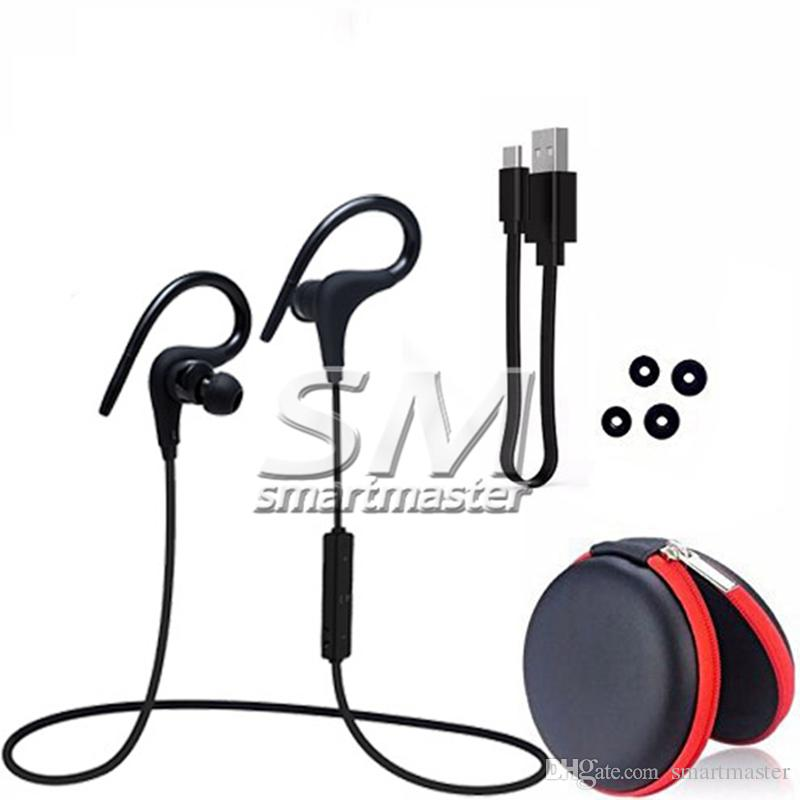 5a0e0e487a3 Q10 Wireless Sports Running Stereo Music Sweatproof Bluetooth 4.0 Earphone  Headphone Mini Earbuds Headset For Samsung Xiaomi Android Earphones For  Cell ...