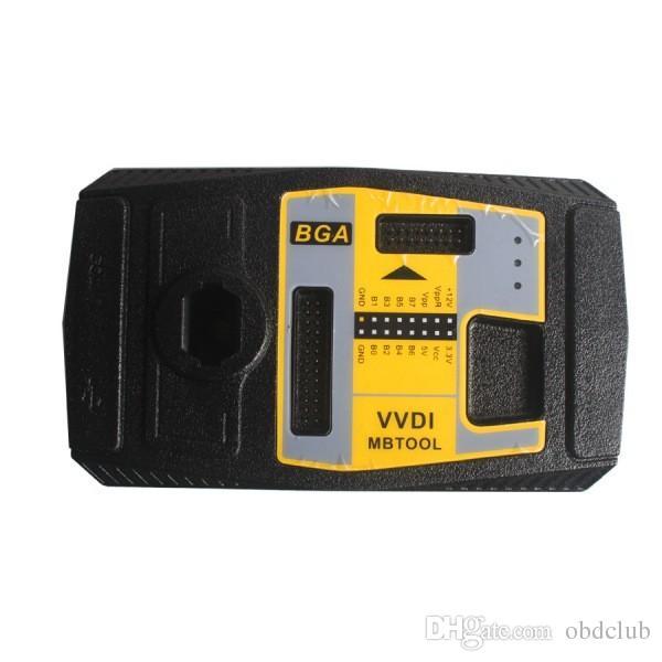 2018 Bonne Qualité Original Xhorse VVDI MB BGA TooL Pour Benz Key Programmer Plus VVDI MB Outil Adaptateur secteur pour l'acquisition de données