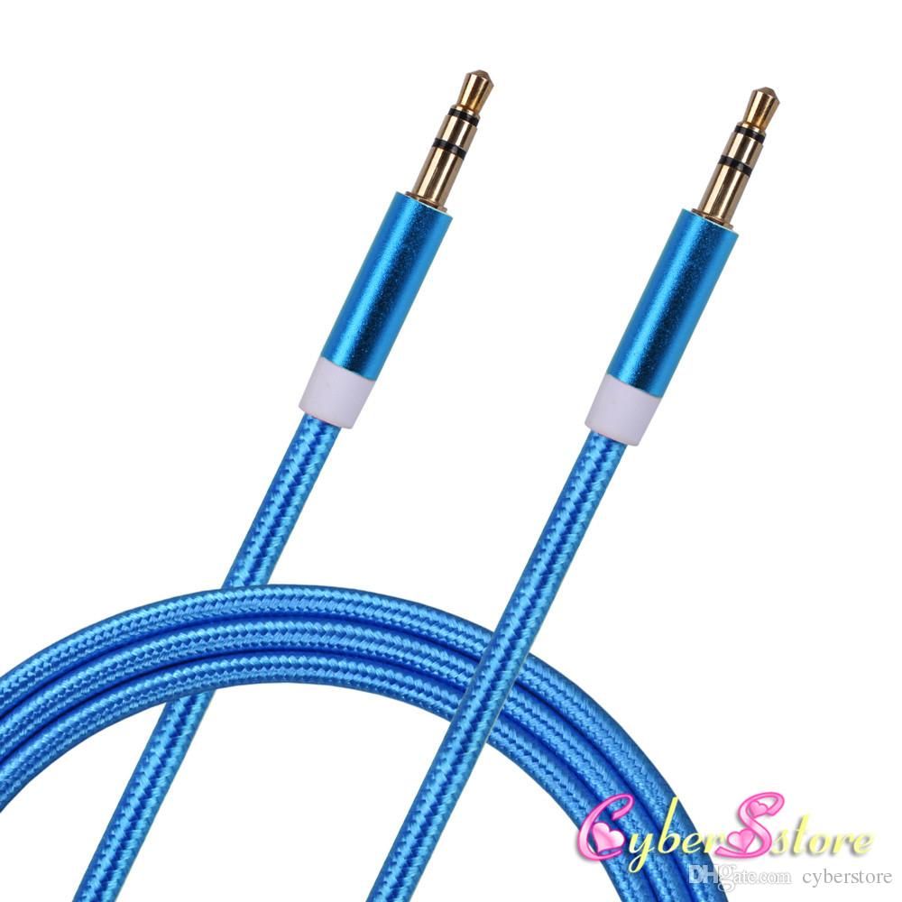 2019 3 5mm Aux Extened Plug Audio Cable Male To Male