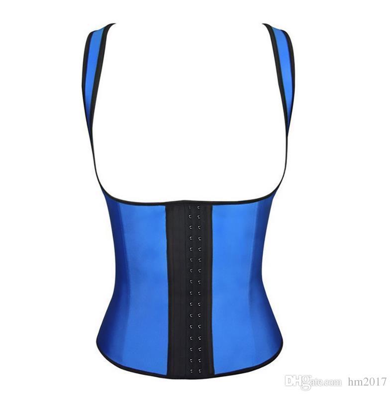 النساء الخصر المدرب مشد الجسم المشكل الساخنة الصلب العظام الخصر cincher تحكم صائغي التخسيس حزام زائد الحجم ملابس داخلية