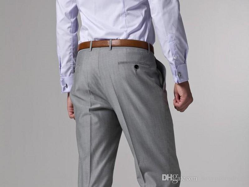 Handsome Wedding Groom Tuxedos Jacket+Tie+Vest+Pants Men Suits Custom Made Formal Suit for Men Wedding Bestmen Tuxedos Cheap 2016 -2017