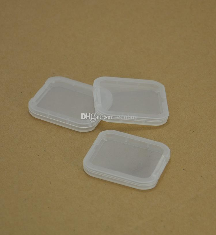 CF TF XD SD Card Plastic Case box new arrival and good quality very popular