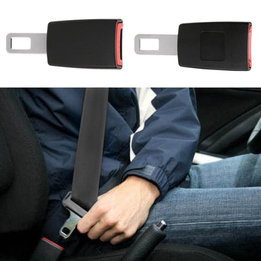 2018 21mm 7 8 Universal Auto Car Seat Belt Buckle Clip Extender Socket Safety Buckles Extension Accessories From Meijitejnzpc