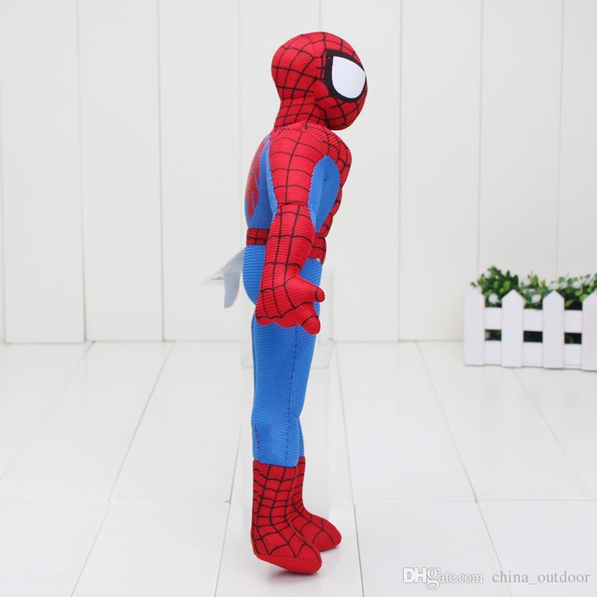 Freies Verschiffen-nettes Wunder, das den Rächer Spiderman Spider-man 12