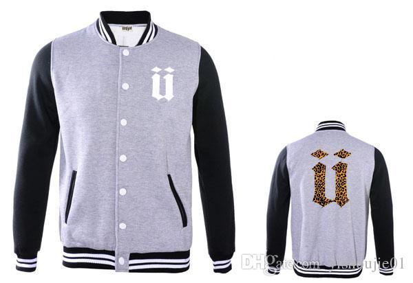 Unkut Jacken Herren Winter Mäntel Casual Sport neuen Stil Oberbekleidung zum Verkauf Hiphop Jacke für Männer Herrenbekleidung Mäntel