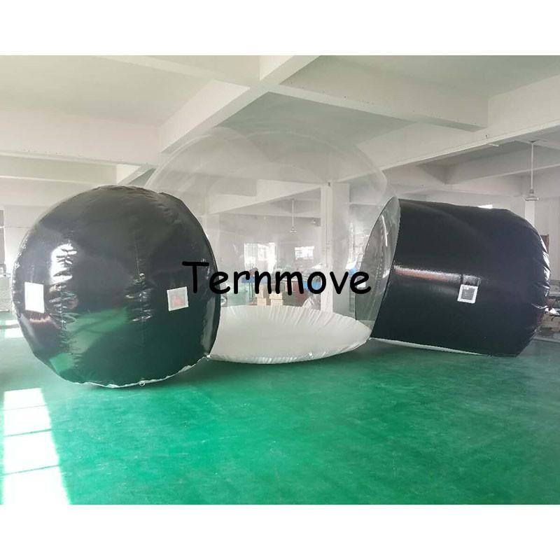 inflatable bubble hotel tent4