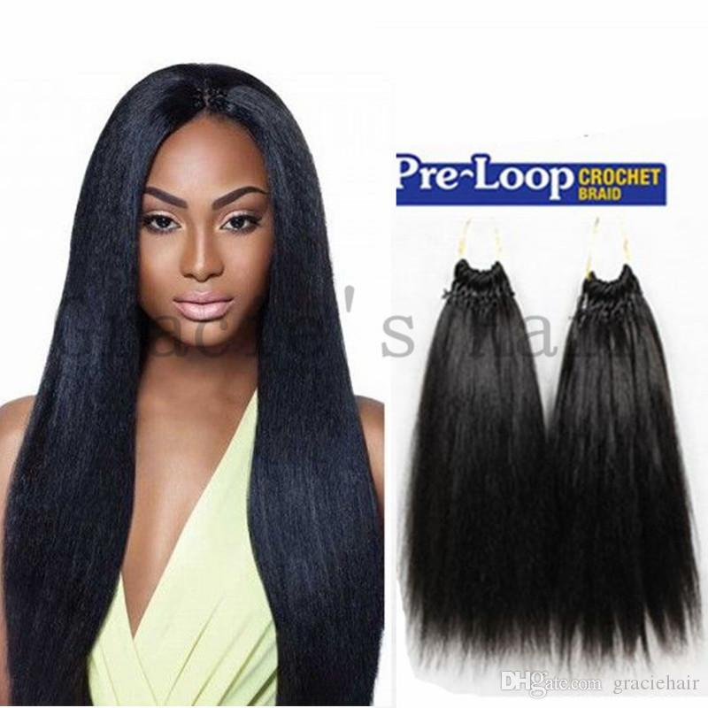 2018 synthetic braiding hair freetress crochet braids yaki 2018 synthetic braiding hair freetress crochet braids yaki straight hair crochet preloop freetress hair extension clip in for us female fumi soft from urmus Images