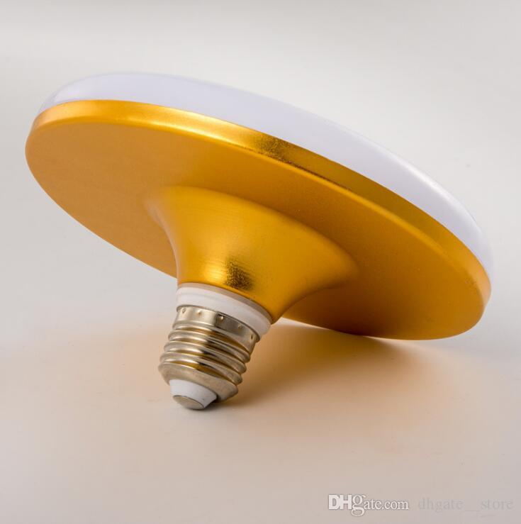 ufo e27 led bulb flat light energy saving lamp 18w 24w 36w 50w led light for home lighting led 3. Black Bedroom Furniture Sets. Home Design Ideas
