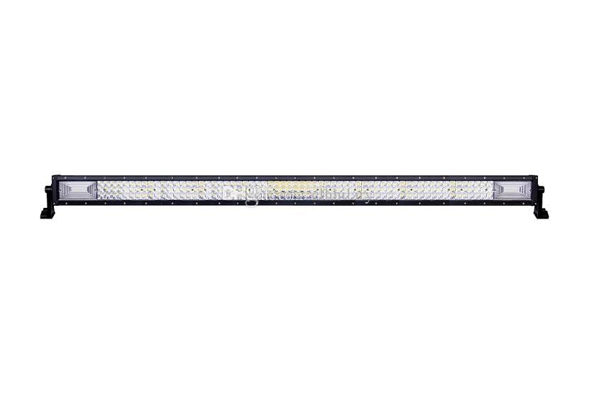 Barre lumineuse de tâche de faisceau léger de travail de Cree LED de rangée de 52inch 300W Barre lumineuse de conduite combinée de brouillard de faisceau pour le bateau léger de camions 4WD Offroad UTE