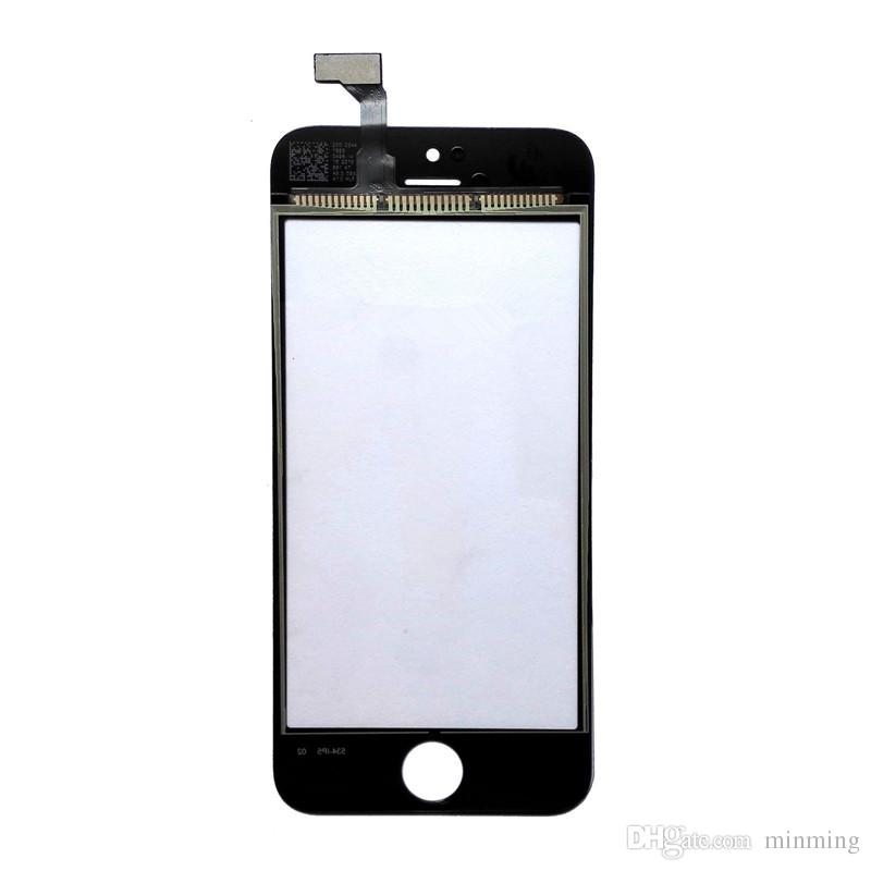 High quality display touch screen digitizer panel glass sensor touch screen iPhone5 5G 5S 5C lens, iPhone 5 touch screen