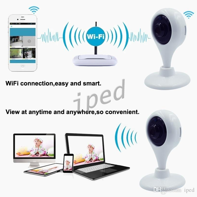 Wireless HD 720P WIFI IP Camera CCTV Security Baby Monitor IP Camera P2P for Home Security Mobile Preview Support IOS/Android