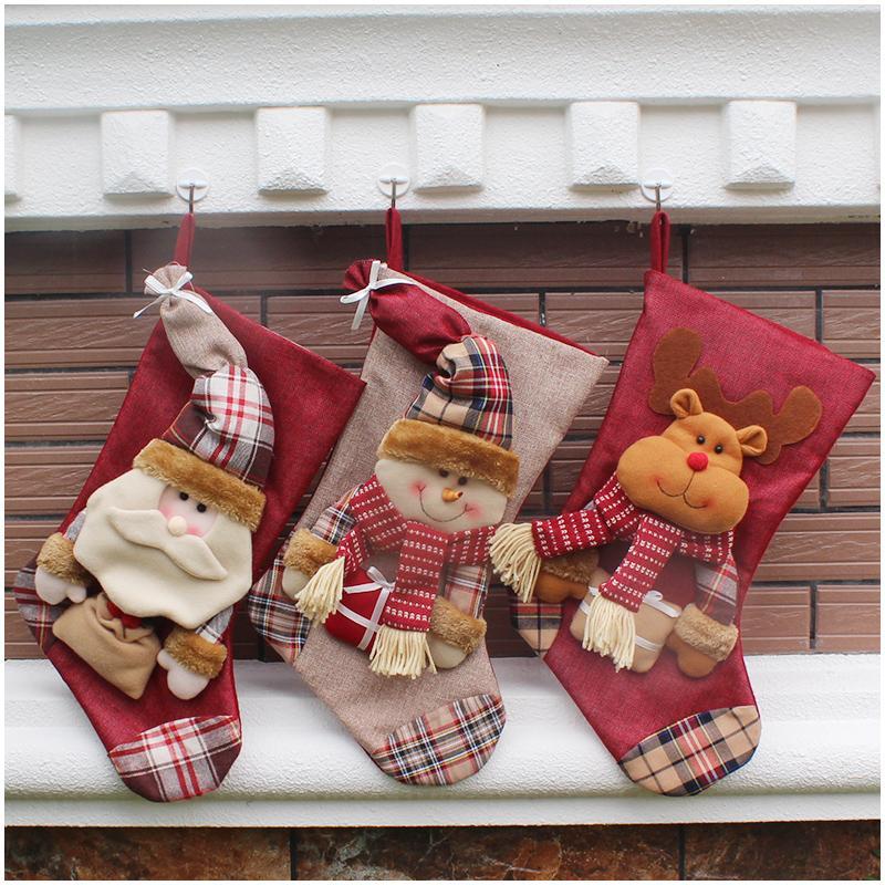 high grade wool christmas stocking christmas decorations unusual christmas decorations victorian christmas decorations from autoobder 731 dhgatecom - Unique Christmas Stockings
