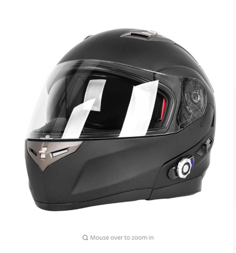 Buy Motorcycle Helmet >> Bt Motorcycle Helmets Double Lens Bluetooth Motorcycle Helmet With
