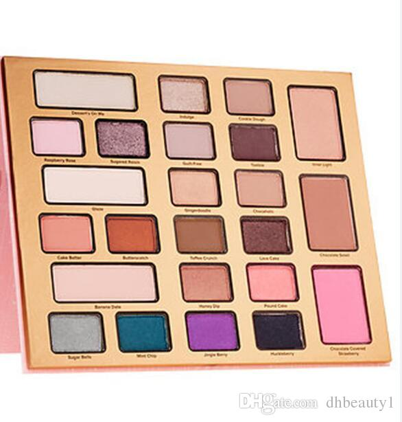 The Chocolate Shop Eyeshadow Palette Infused Makeup Christmas In New