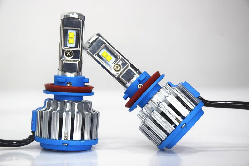 Hot sale LED ALL-in-One Headlight Conversion Kit H8 35W 3500LM Headlamp Replace HID Xenon Kit Auto Bulb Lamp Light
