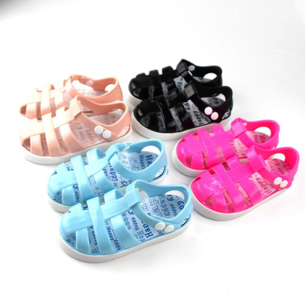 de7b8bf2dba08 14.5 17cm Mini Melissa 2017 New Kids Shoes Summer Sandals High Quality  Girls Peep Toe Rubber Shoes In Stock Cheap Kids Boots Online Discount Shoes  For Kids ...