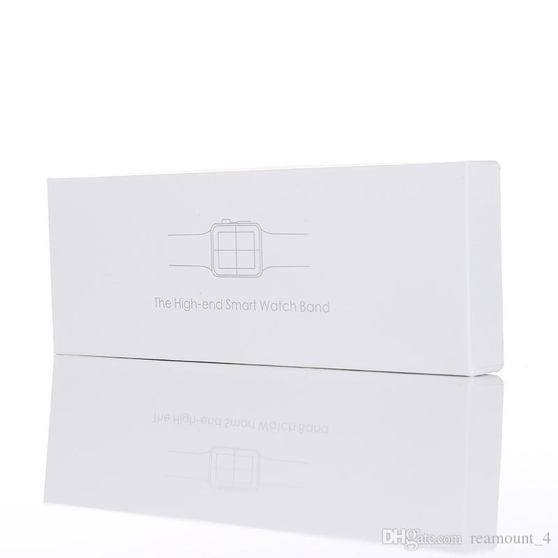Vendita all'ingrosso Personalizza il logo Scatola di imballaggio universale Apple Watch Marca retial Pacchetto confezione regalo