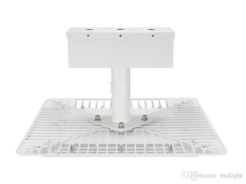 150W Canopy LED Lights,UL List 13000LM 600w HPS/HID Replacement Waterproof High bay LED Lights