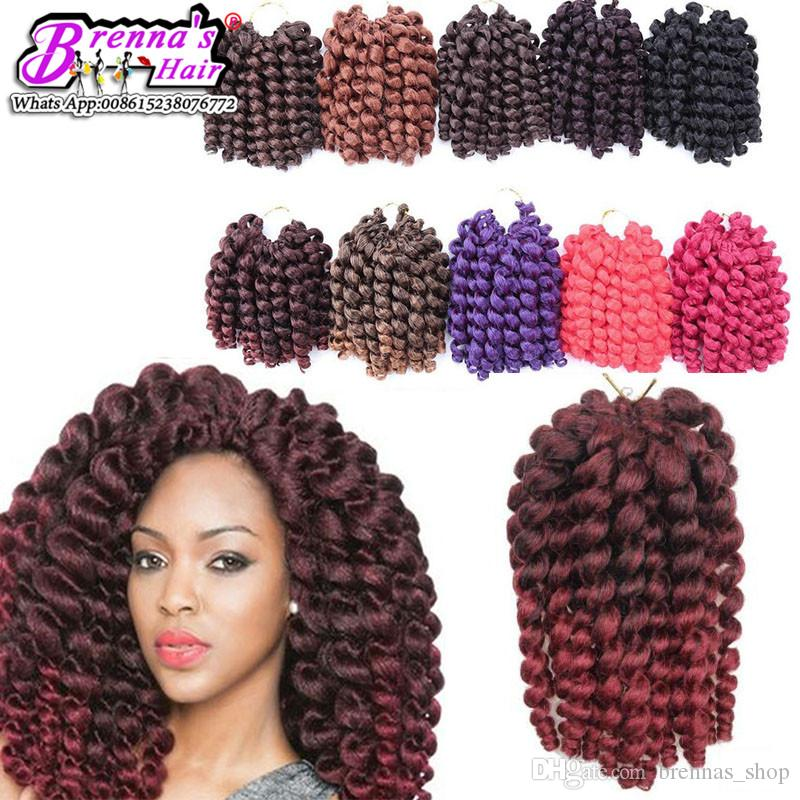 2018 short weave bundles 10inch fluffy bounce wand curls crochet 2018 short weave bundles 10inch fluffy bounce wand curls crochet hair extensions 20strands 8packsafrican synthetic ombre hair price braiding from pmusecretfo Gallery